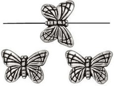 Mariposas charms 10 unids
