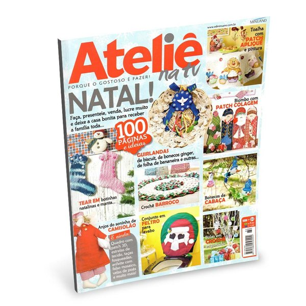 Revista Atelie na Tv
