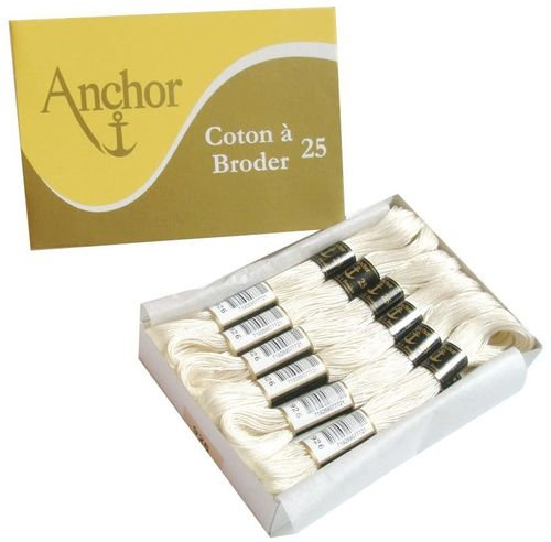 Anchor cotton a broder